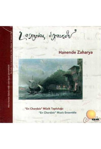 Hanende Zakarya (CD)