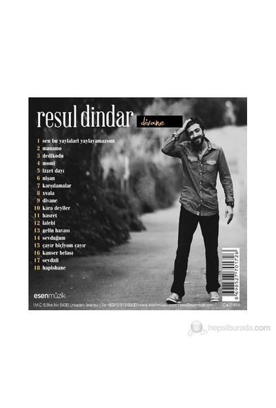 Resul Dindar - Divane (CD)