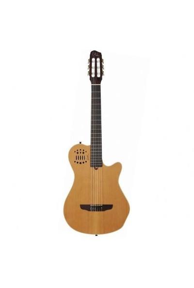 Godin Multiac Grand Concert SA Elektro Klasik Gitar