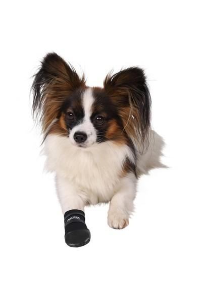 Köpek Patiği Neopren Siyah 2 Adet Large Border Collie, Beagle