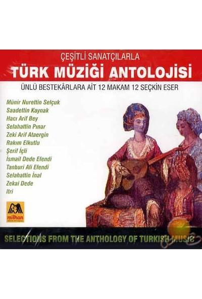 Türk Müziği Antolojisi (milhan)