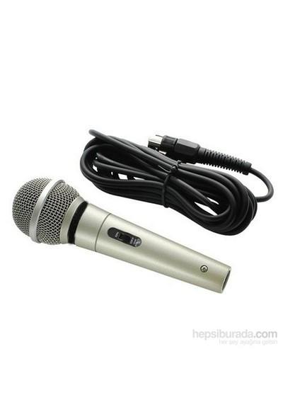 Weisre DM-501 Kablolu Mikrofon