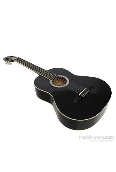 Garcia LC 3900 BK Siyah Klasik Gitar
