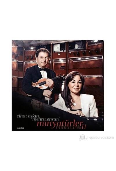 Cihat Aşkın - Minyatürler 2 (CD)