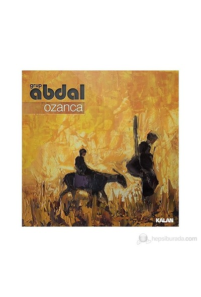 Grup Abdal - Ozanca (CD)