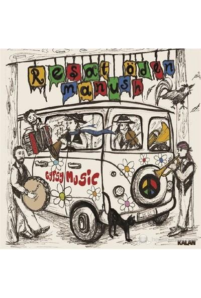 Reşat Öden - Manush ( CD )