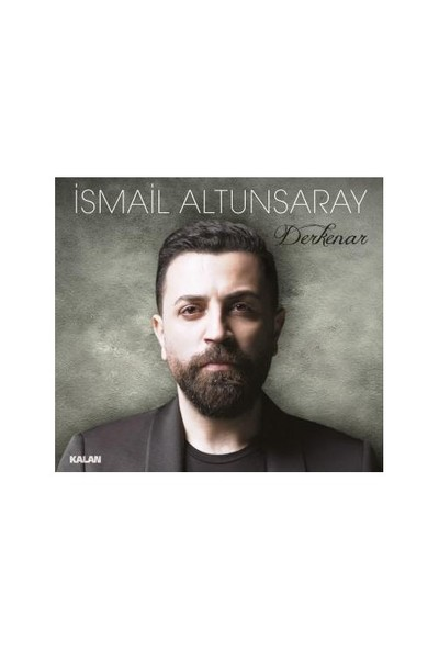 İsmail Altunsaray - Derkenar ( CD )