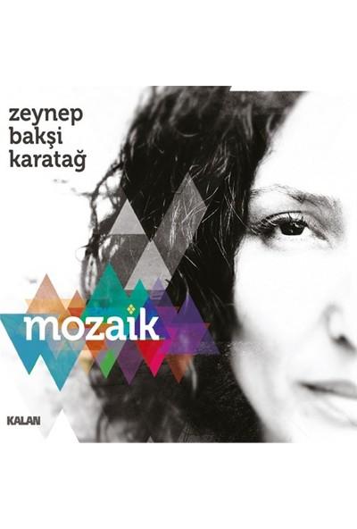 Zeynep Bakşı Karatağ - Mozaik (CD)