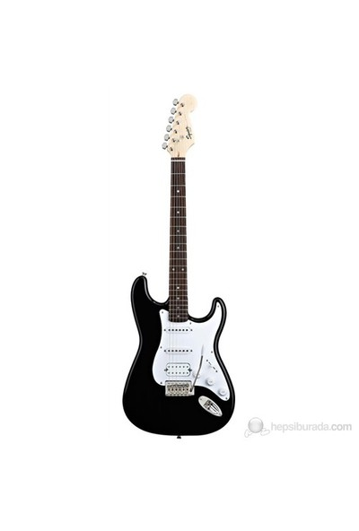 Squier Bullet Stratocaster W/ Tremolo HSS LRL Black