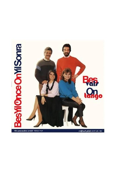 Beş Yıl Önce On Yıl Sonra - Beş Vals On Tango (CD)