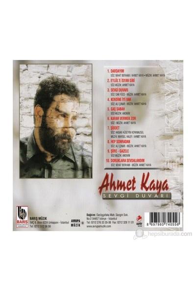 Ahmet Kaya - Sevgi Duvarı ( CD )
