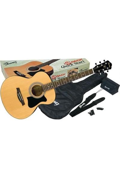 Ibanez Vc50Njp-Nt Akustik Gitar Seti