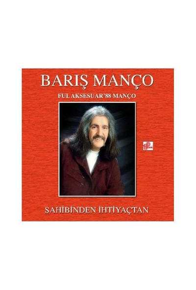 Barış Manço - Full Aksesuar 88 Manço (Plak)