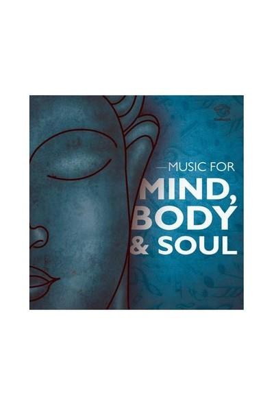 Joseph Vijay - Mind, Body & Soul (CD)