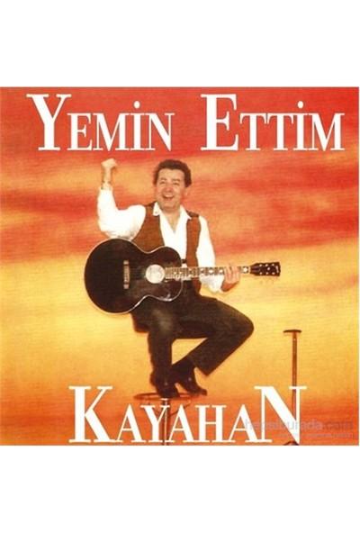 Kayahan - Yemin Ettim (Plak)