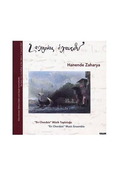 En Chordais Müzik Topluluğu - Hanende Zaharya (CD+KİTAP)