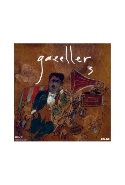 Gazeller - 3 (CD+KİTAP)