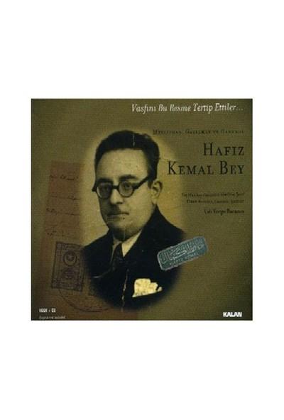 Hafız Kemal Bey - Hafız Kemal Bey (CD+KİTAP)