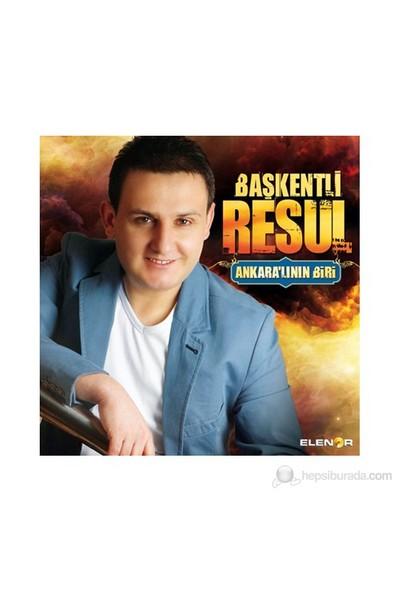 Başkentli Resul - Ankaralı'nın Biri (CD)