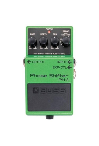 Boss Ph-3(T) Phase Shifter Compact Pedal
