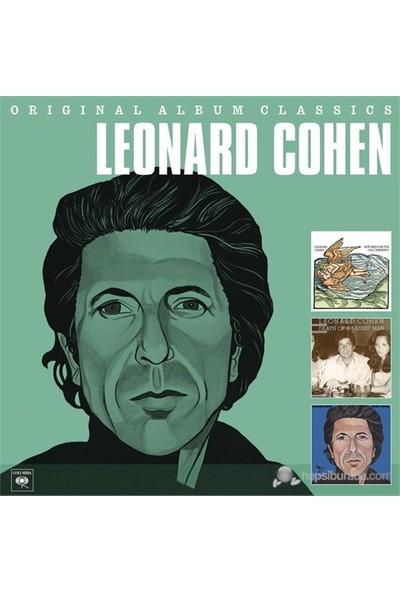 Leonard Cohen – Original Album Classics (3 CD)