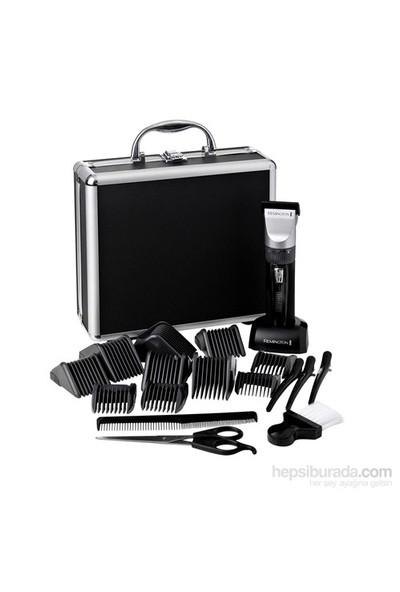 Remington HC5810 Genius Çantalı Kablolu/Kablosuz Saç Kesme Makinesi