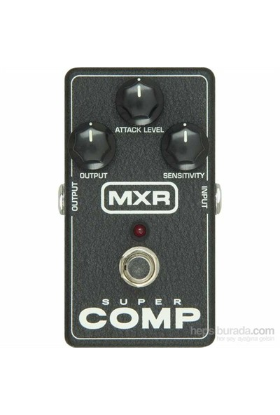 MXR M132 Super Comp Compressor Pedalı