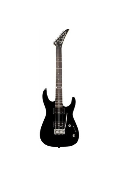Jackson Js11 Dinky 2-Point Tremolo Rw Gloss Black