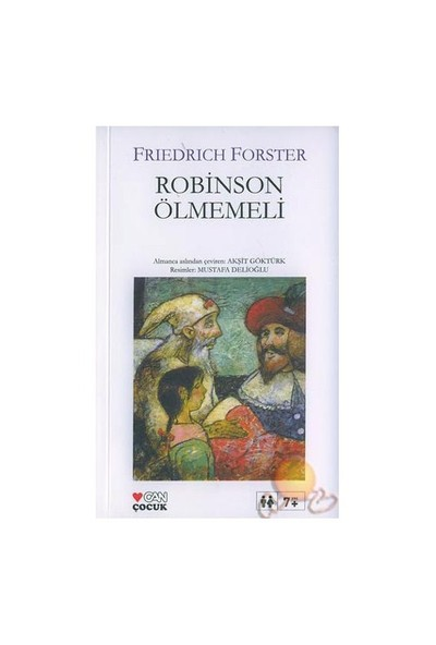Robinson Ölmemeli - Friedrich Forster