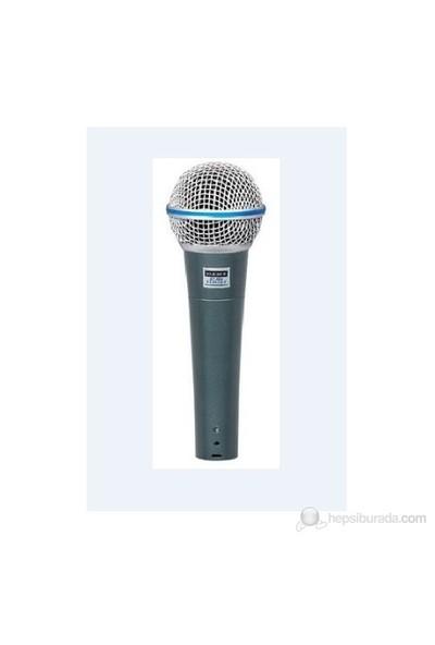 Jes Audio BT-58A Metal Wire Dinamik Mikrofon