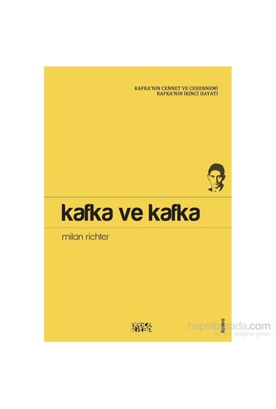 Kafka Ve Kafka-Milan Richter