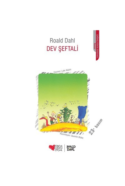 Dev Şeftali - Roald Dahl