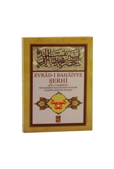 Evrad-I Bahaiyye Şerhi-Kolektif