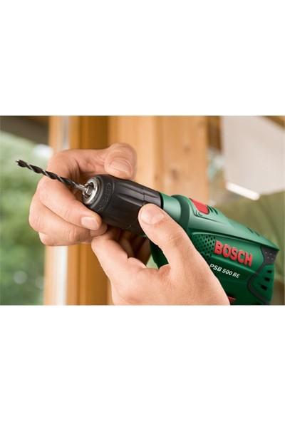 Bosch PSB 500 RE Compact Çantalı Darbeli Matkap 500 Watt