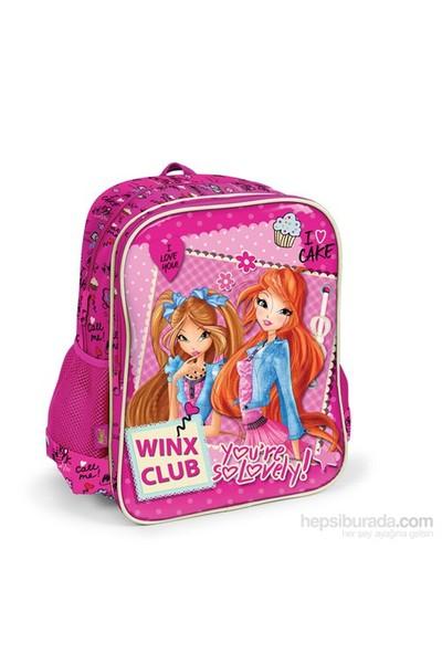 Winx 63172 Okul Çanta