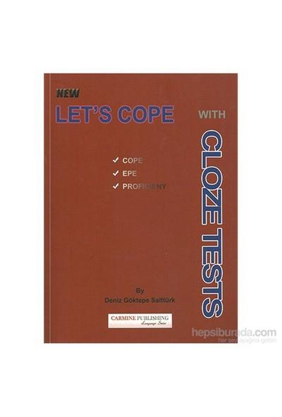 Carmine New Let'S Cope Cloze Tests-Deniz Göktepe Salttürk