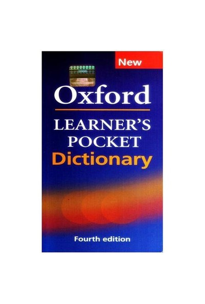 Oxford Learner'S Pocket Dictionary (Fourth Edition)-Kolektif