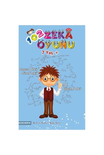 Altın Nokta 2. Sınıf 102 Zeka Oyunu Bilsem - Kanguru - Olimpiyat Kitabı