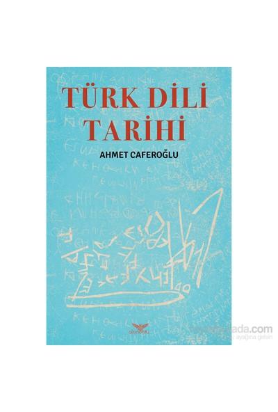 Türk Dili Tarihi-Ahmet Caferoğlu