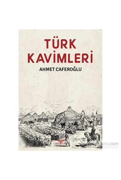 Türk Kavimleri-Ahmet Caferoğlu