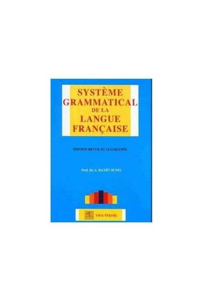 Systeme Grammatical De La Langue Française