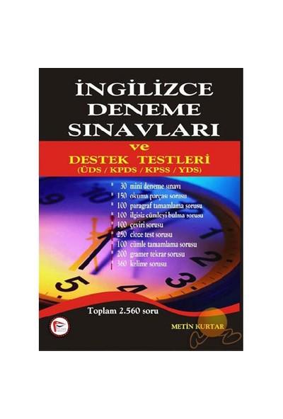 İngilizce Deneme Sınavları Ve Destek Testleri