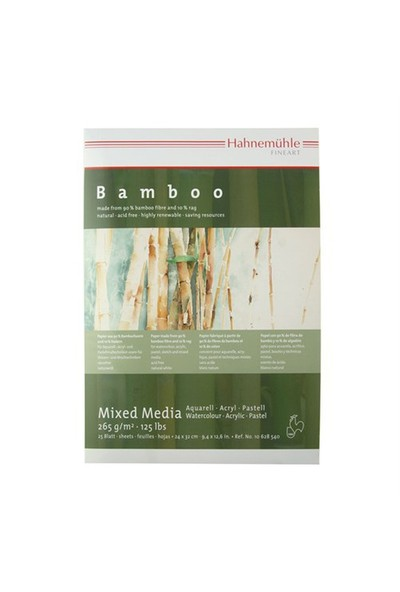Hahnemühle Bamboo 24X32 Pastel Blok