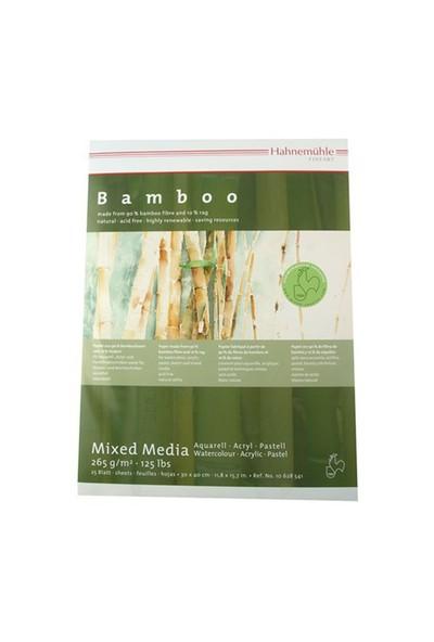 Hahnemühle 30x40 cm Bamboo Pastel Blok