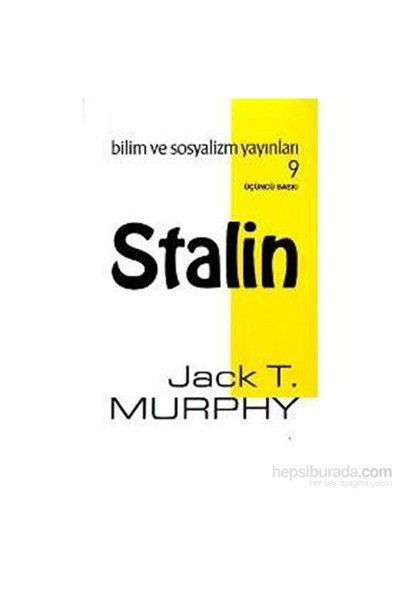 Stalin-Jack T. Murphy