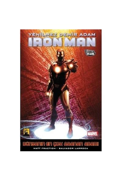 Iron Man Cilt 3 Demir Adam Dünyanın En Çok Ararnan Adamı 2 Türkçe Çizgi Roman-Matt Fraction