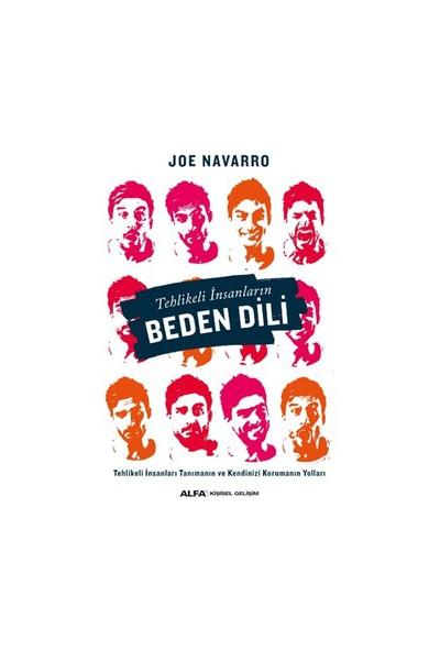 Tehlikeli İnsanların Beden Dili - Joe Navarro