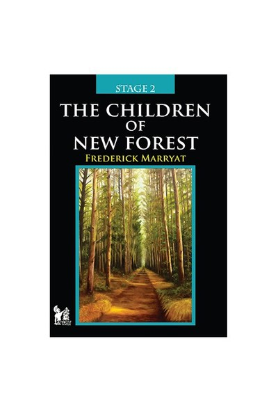 The Children Of New Forest - Frederick Marryat