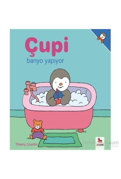 Banyo Yapıyor - Çupi-Thierry Courtin