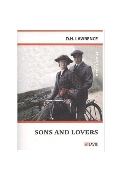 Sons And Lovers-David Herbert Lawrence